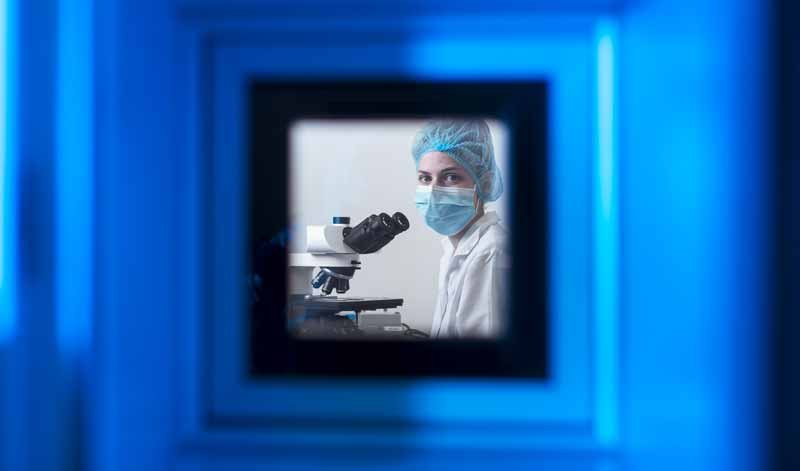 Laboratorio controllo e qualità_Biofarma Group